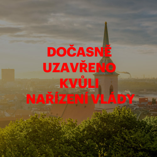 Coronation Bratislava