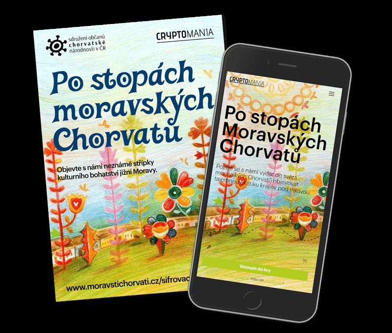 Po stopách moravských ChorvatůLehká hra v Jevišovce