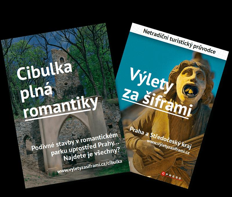 Cibulka plná romantiky Lehká hra v Praze