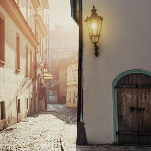 Ztracené židovské město