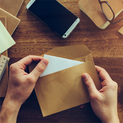 List bez adresy