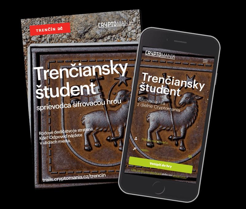 Trenčiansky študentĽahká hra v Trenčíně