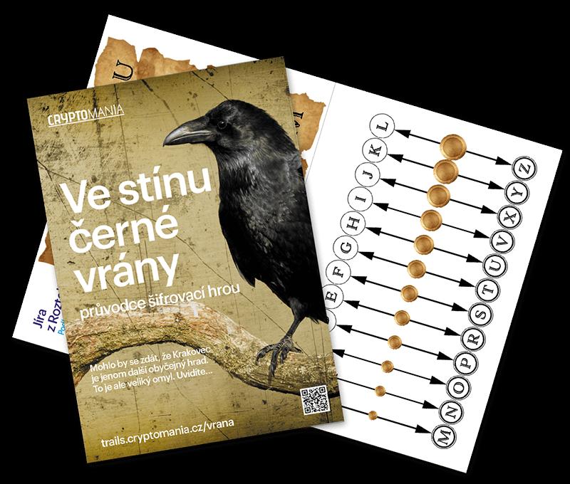 Ve stínu černé vrány Rodinná hra na doma